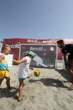 L'Area Fun Betclic.. il beach soccer per tutti