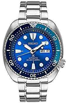 New Seiko SRPB11 Automatic Blue Lagoon Turtle Limited Edition Divers Men's Watch by SEIKO