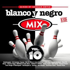 VA-Blanco Y Negro Mix 10