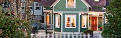 tucker house inn, friday harbor Wa