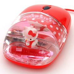 Hello Kitty Aqua Mini Optical Mouse!