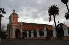 Museo San José del Carmen, El Huique. Palmilla, Sexta Región. Chile. Agosto 2014