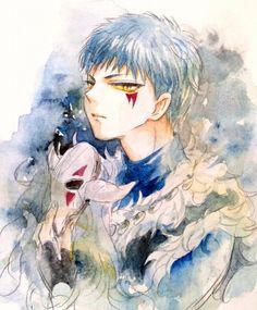 Love this! Akatsuki no Yona Shin-Ah.