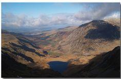 Happy St Davids Day  Ogwen Valley Wales