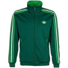 adidas Originals FIREBIRD Chaqueta de entrenamiento verde Adidas Jacket Mens, Fashion Wear, Mens Fashion, Men Over 40, Football Casuals, Zip Hoodie, Adidas Outfit, Sport Outfits, Dress To Impress
