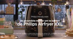 dé site voor airfryer tips en recepten