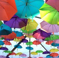 ...ouvrir son parapluie dès la première goutte ! #rainyday #parapluie #fantastique