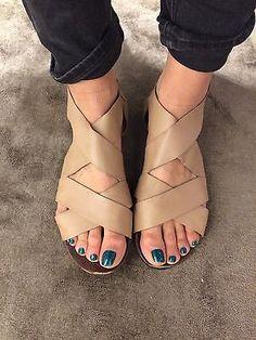 Steve-Madden-Beige-Achilees-Flat-Sandals