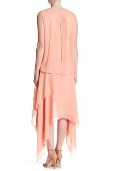 Marilee Popover Woven Silk Dress by BCBGMAXAZRIA on @nordstrom_rack