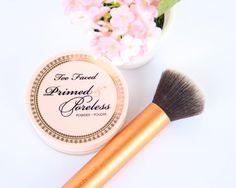 Too Faced Primed & Poreless Powder: Review