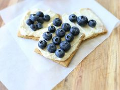 No-Bake Blueberry Cheesecake Bites