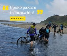 Kupu o te wiki Health And Wellbeing, Rivers, Mountain Biking, Battle, Rocks, Challenges, Toe, Travel, Maori