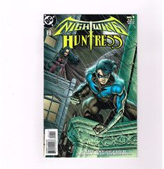 NIGHTWING & HUNTRESS 4-part Modern Age series from DC Comics! NM  http://www.ebay.com/itm/-/291204300138?roken=cUgayN