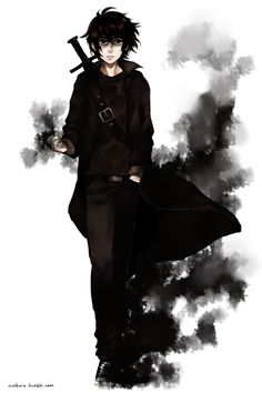 Nico: King of Ghosts, Shadow of Revenge, SEXY bad boy