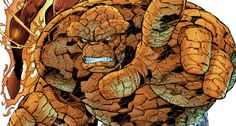 The Thing By Jim Lee