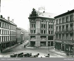 Oslo, Building Front, Norway, Scandinavian, Gate, Louvre, Places, Pictures, Loft