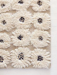 Rugs from Hanna Andersson. Rugs from Hanna Andersson. Rugs from Hanna Andersson.-- Begin Yuzo --><!-- without result -->Related Post Living Room Switcheroo Home Textile, Textile Art, Rya Rug, Wool Rug, Textiles, Punch Needle, Rug Hooking, Textures Patterns, Rugs On Carpet