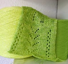 Ingrid's Creative Blog: ... it so green  lace