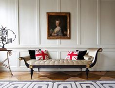 """10 extraordinarily designed hotels :::   3. 40 Winks, London, England ::: """"The beautiful and quirky interior is both comforting and inspirational."""""""