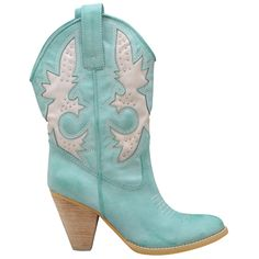 Minty Boots!