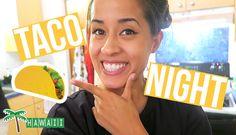 Taco Night + Running Errands   Hawaii Vlog Day 8