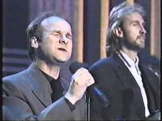 Mike + the Mechanics - The Living Years (1990 Grammys)