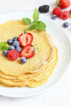 The best gluten free crepes!