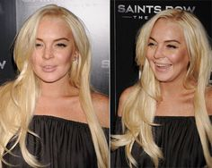"""Lindsay Lohan Shows Off Her Bad Teeth"" on Yahoo Lifestyle: FAMOUS http://yhoo.it/GYj0V2"