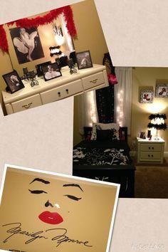 Teen Bedroom Decor Idea.