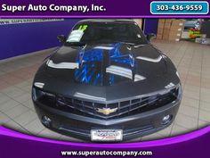 2013 #Chevrolet #Camaro 2LT Coupe Cars - #Denver CO at Geebo