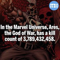 Marvel Ares vs DC Ares, who wins? - My other IG accounts ⠀⠀⠀⠀⠀⠀⠀⠀⠀⠀⠀⠀⠀⠀⠀⠀⠀⠀⠀⠀⠀⠀⠀⠀⠀⠀⠀⠀⠀⠀⠀⠀⠀⠀⠀⠀ ⠀⠀----------------------------------------- Marvel Villains, Marvel Dc Comics, Marvel Avengers, Comic Book Characters, Marvel Characters, Comic Books, Marvel Facts, Marvel Memes, Superhero Facts