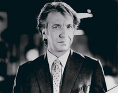 "1991 -- Alan Rickman in a publicity photo for ""Close My Eyes."""