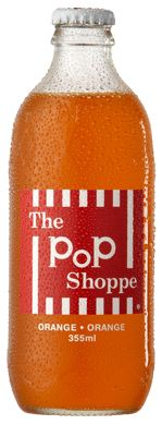What happened to the Pop Shoppe?  We used to buy these when I was a kid.