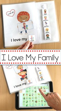 Social Skills Activities, Language Activities, Literacy Activities, Preschool Learning, Speech Therapy Autism, Speech Therapy Activities, Activities For Autistic Children, Valentines Day Book, Learning Support
