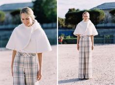 Vanessa Jackman: Paris Fashion Week SS 2015....Indre