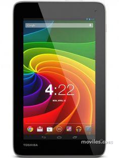 Tablet Toshiba Excite 7c AT7-B8 (Excite 7c AT7-B8) Compara ahora:  características completas y 9 fotografías. En España el Tablet Excite 7c AT7-B8 de Toshiba está disponible con 0 operadores: