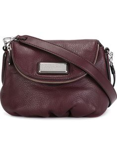 Marc Jacobs Natasha Bag Plum colour with silver hardware. Bought 4 years ago at The Bay in Toronto. Marc Jacobs Handbag, Marc Jacobs Bag, Tote Handbags, Brown Handbags, Crossbody Bags, Beautiful Handbags, Luxury Handbags, Designer Handbags, Cute Bags