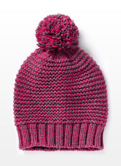 Garage: Knit Tuque (*matching scarf*) $14.90