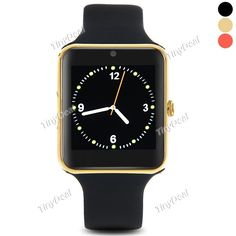 Q7S Smart Watch Phone 2.5D Curved Screen Bluetooth 3.0 GPRS Positioning 1.3MP Pedometer Sleep Monitor Anti Lost