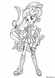 Ladybug Coloring Page, Cute Coloring Pages, Cartoon Coloring Pages, Coloring Books, Descendants Coloring Pages, Disney Princess Coloring Pages, Disney Princess Colors, My Little Pony Twilight, My Little Pony Coloring
