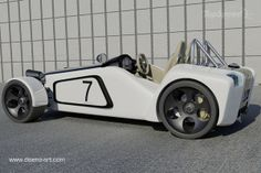 lotus seven | 2011 Lotus New 7 Concept | car review @ Top Speed