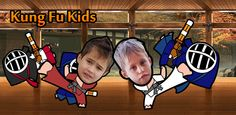 Kung-Fu Kids is an Amazing new Action Packed Game for Everyone.Choose your Character and take on the Menacing Kendokas using your Kung-Fu Skills.