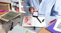 La nueva Moleskine Evernote convierte tus dibujos y notas al formato digital. #NuevaMercancía