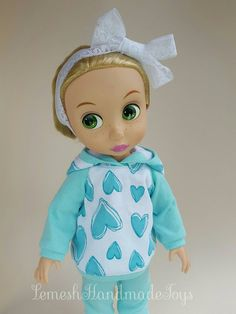 Hey, I found this really awesome Etsy listing at https://www.etsy.com/ru/listing/270786202/disney-animator-dolls-clothes-doll