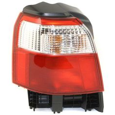 2001-2001 Subaru Forester Tail Lamp LH, Outer, Assembly