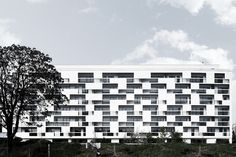 EQUITONE facade panels: EQUITONE facade panels:Simply 11 Delugan Meissl AA