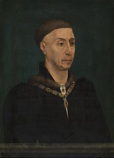 Philip the Good, Duke of Burgundy, copy after a portrait by Rogier van der Weyden