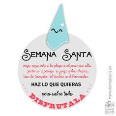 #FelizSemanaSanta #SemanaSanta