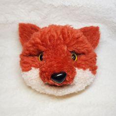 Fox Pompomanimal Pompomfox Handcraft
