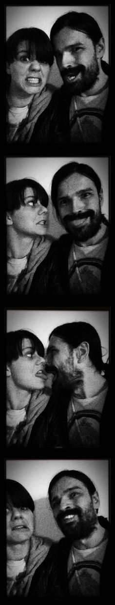 Tomo & Vckbee...they're so cute! lol